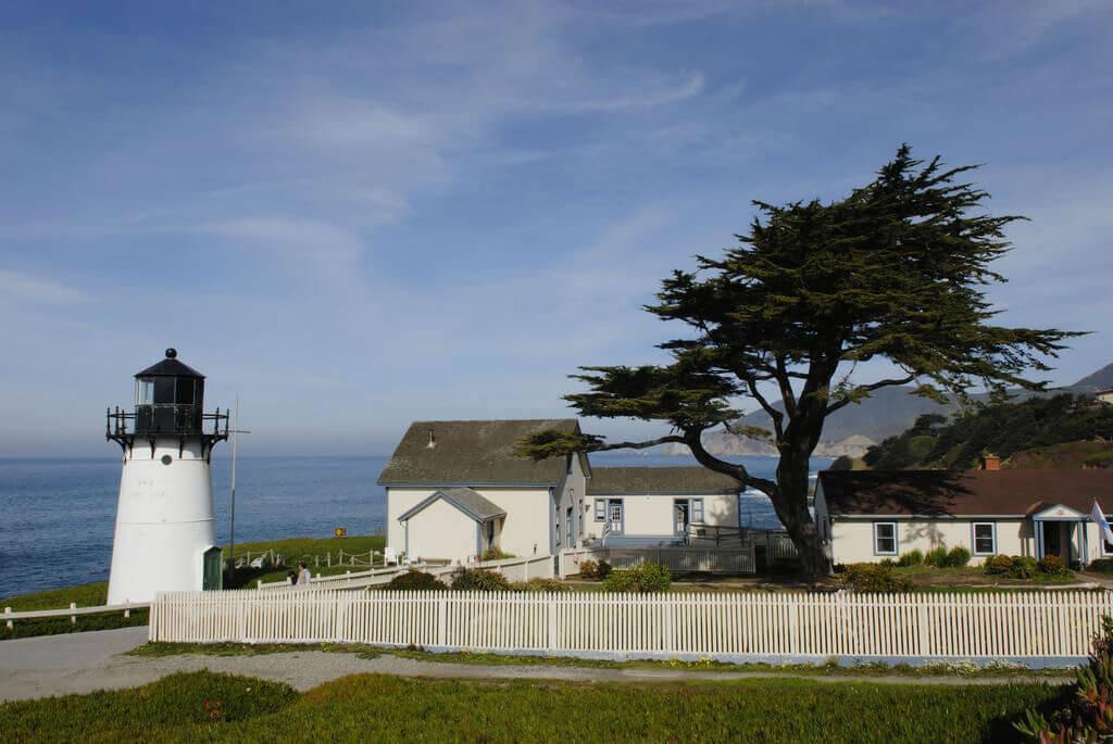 Вид на хостел Point Montara Lighthouse Hostel