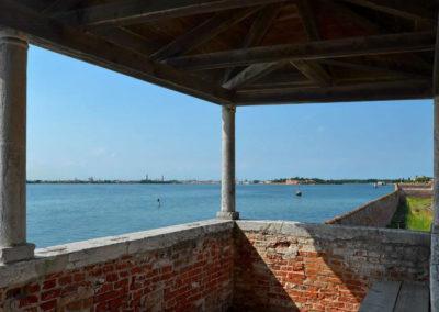 Вид с острова Лазаретто-Веккью