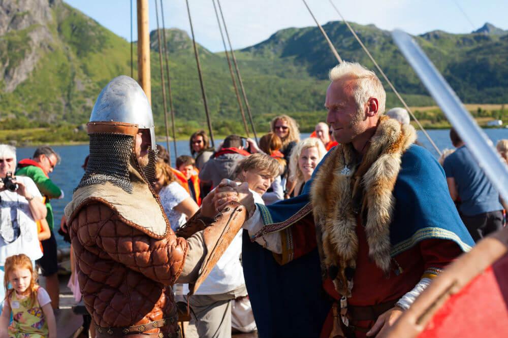 Фестиваль викингов вновь пройдет в Санкт-Петербурге