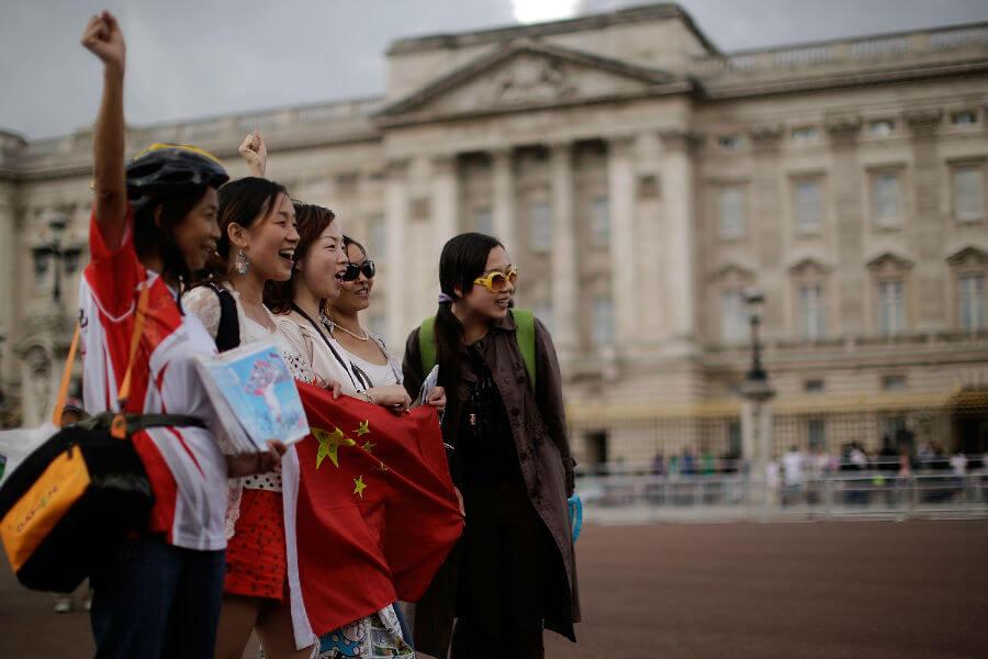 Что делать китайским туристам в России