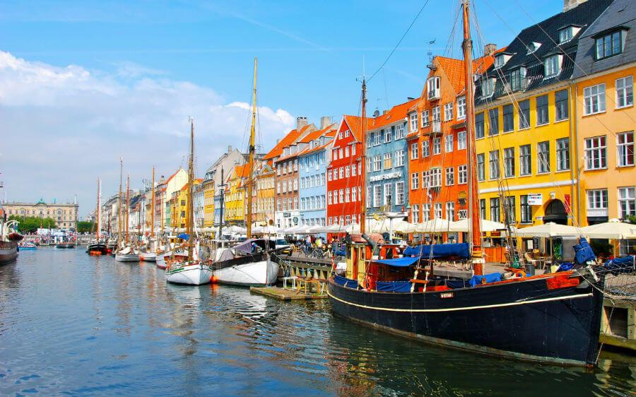 Дания самая дорогая