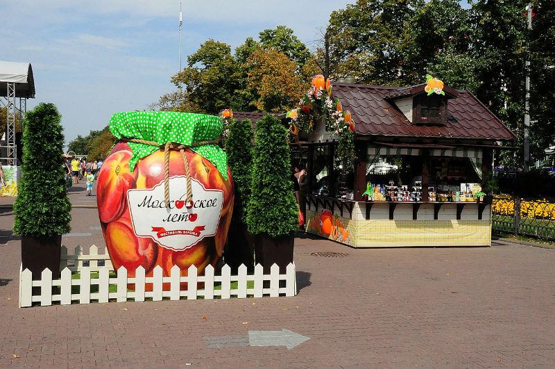 Сладкий фестиваль скоро откроется в Москве