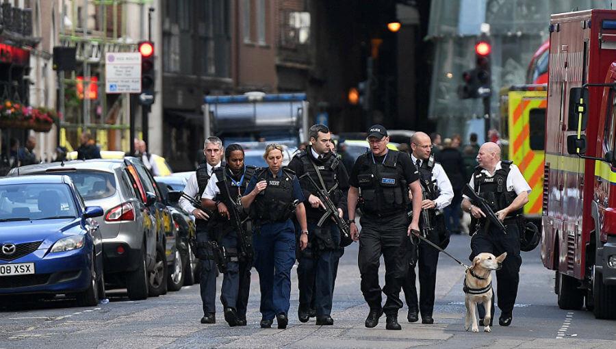 В Британии опасно