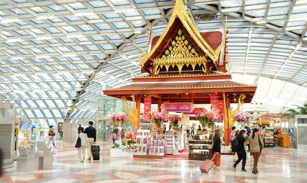 Первый и незабываемый день в Таиланде