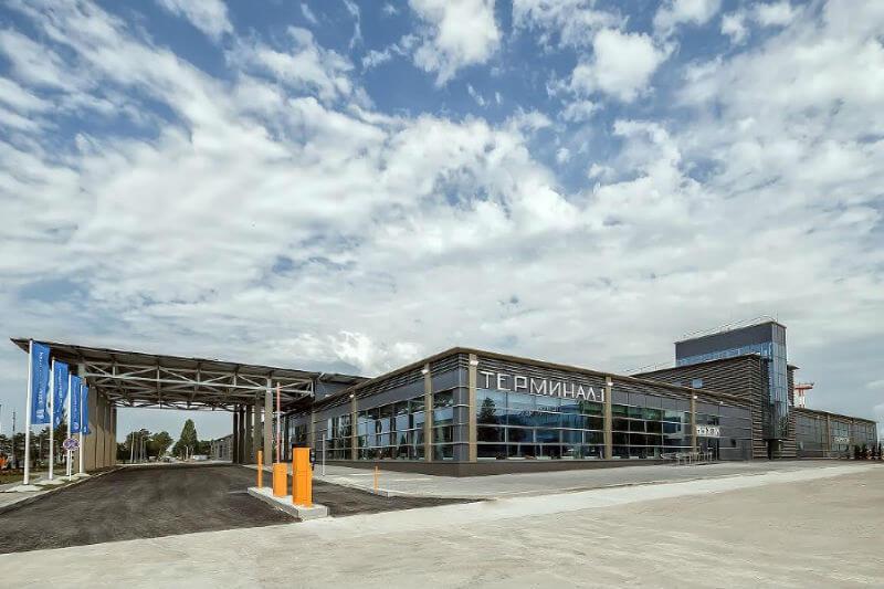 Анапа обзавелась новым терминалом