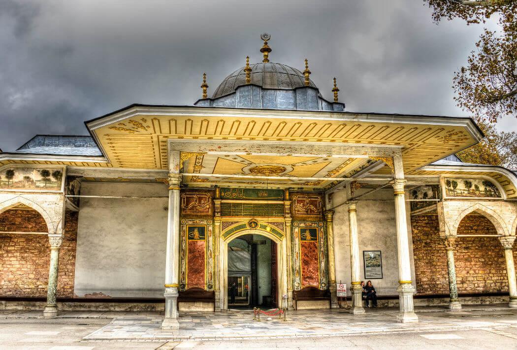 Bâbü's-saade (Врата Счастья). Фото mbell1975