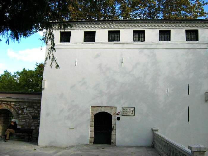 Башня Главного лекаря Султана