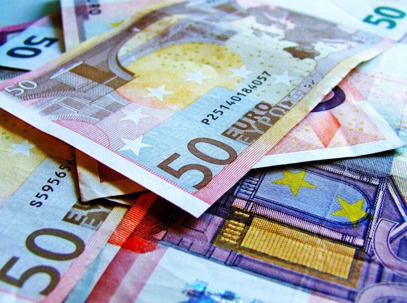 Фальшивая монета в Европе