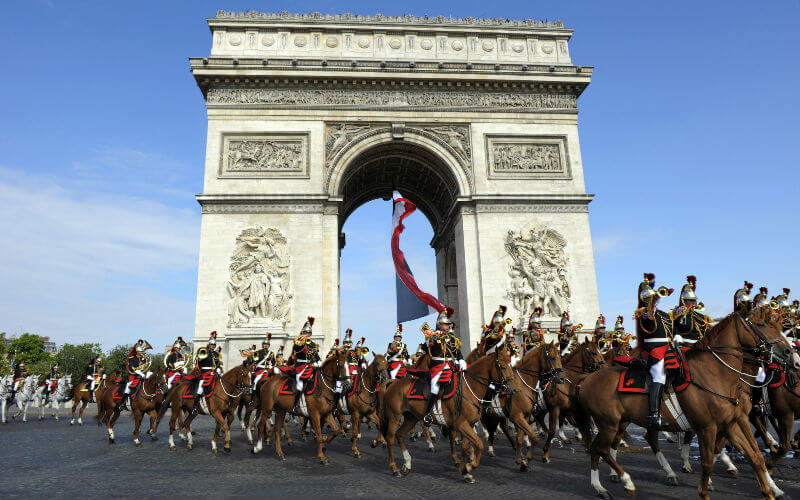 Национальный день Франции