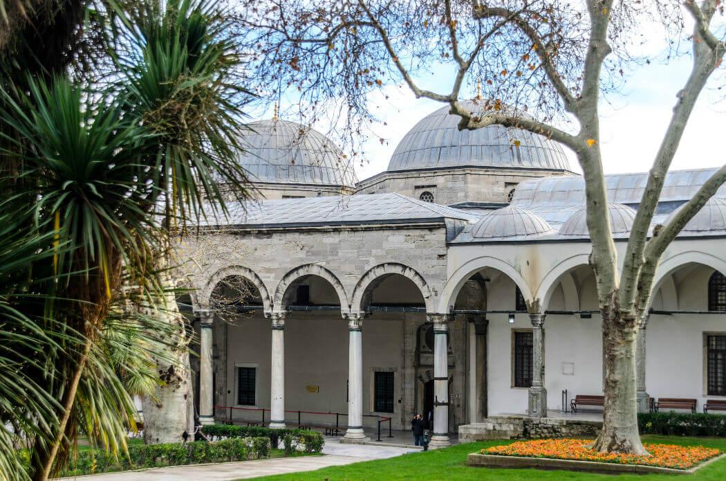 Павильон Султана Мехмеда II. Фото madesco
