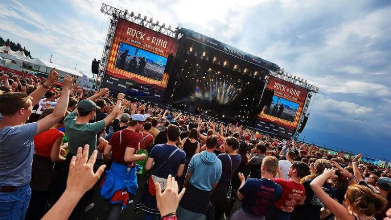 Рок-фестиваль без мужчин