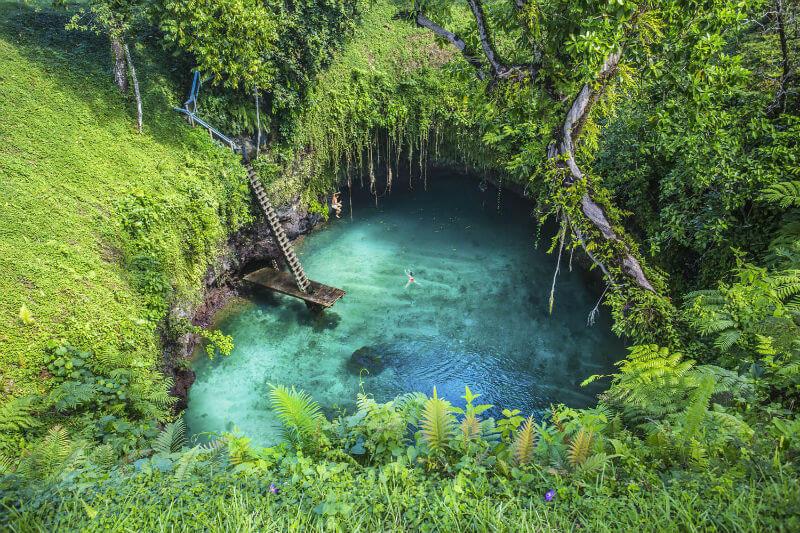 Теперь на Самоа можно попасть без визы