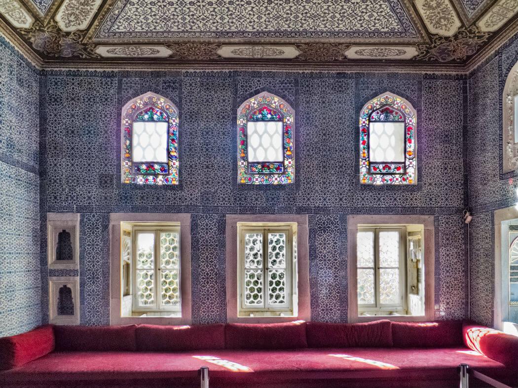Зал Обрезания. Фото Ray Clark