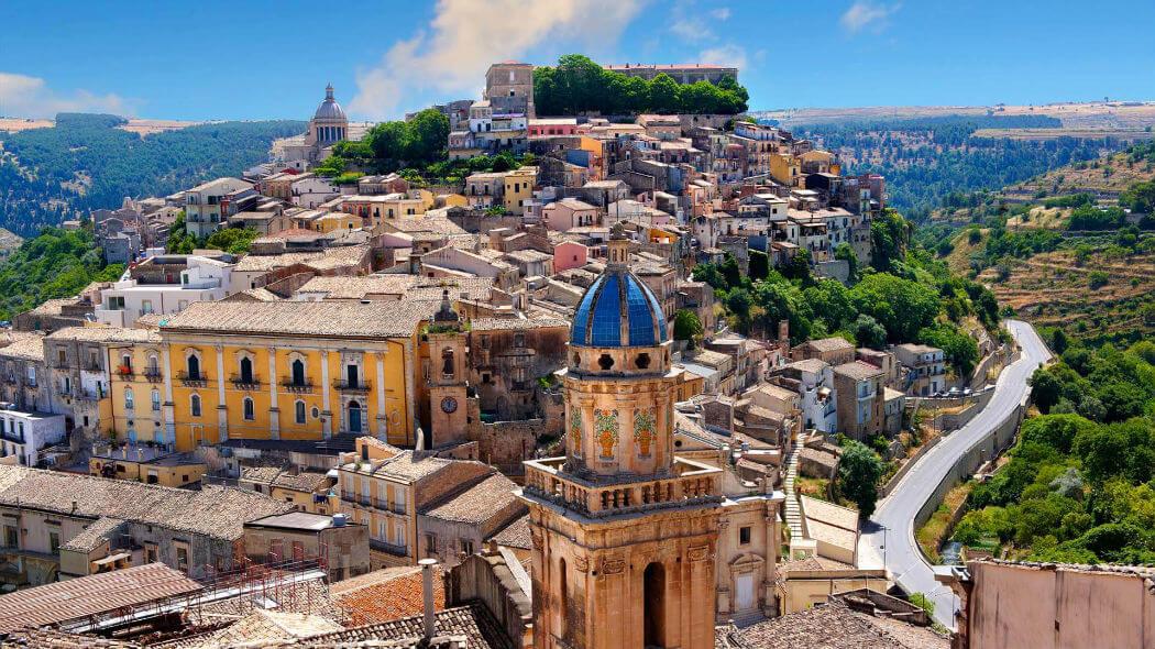 Открывая Сицилию