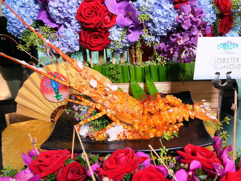 Фестиваль омаров на Пхукете
