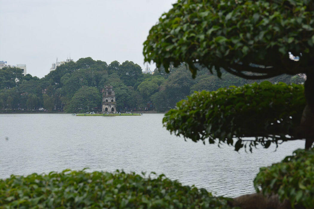 Озеро Хоанкьем. Фотограф Paul Arps