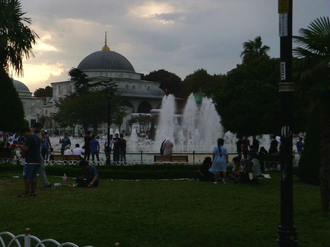 Прогулка по Стамбулу, фото 3