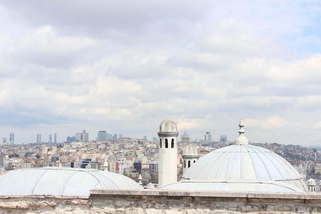 Голубая мечеть и Сулеймание — жемчужины Стамбула