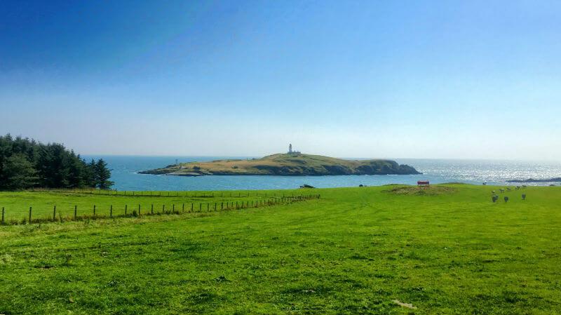 В Шотландии продается остров по цене квартиры