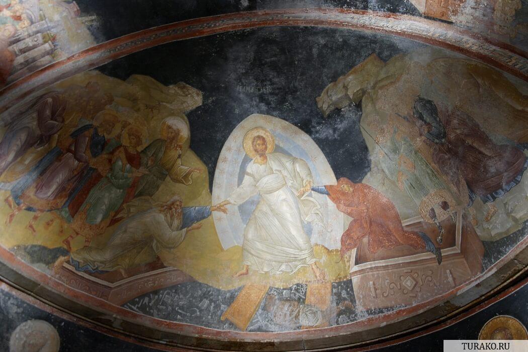 Церковь Хора — тайное сокровище Стамбула