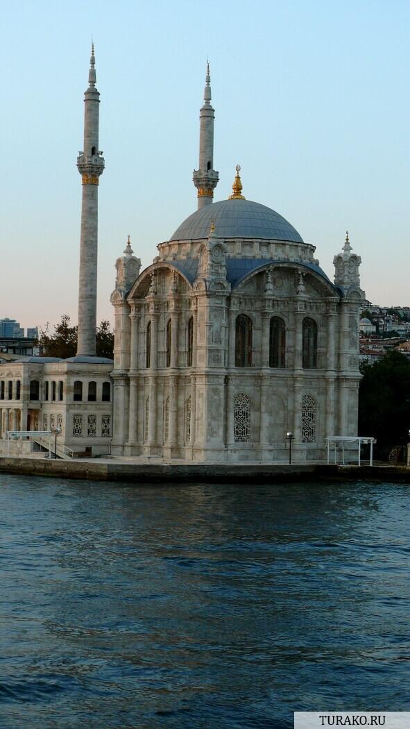 Прогулка по голубым водам Босфора