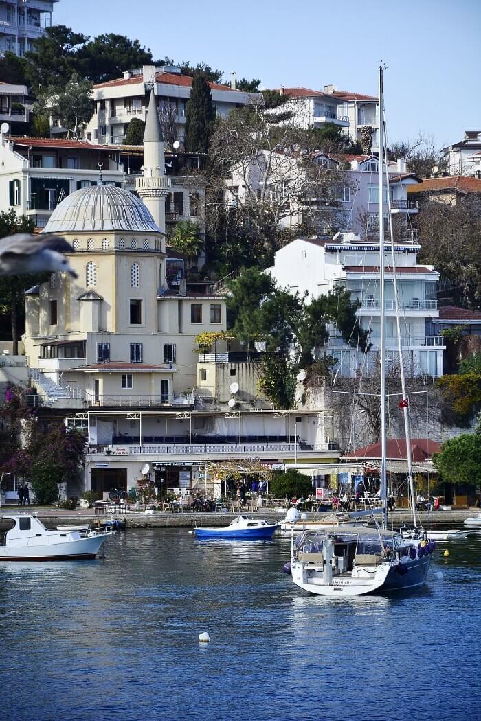 Адалары — турецкий рай