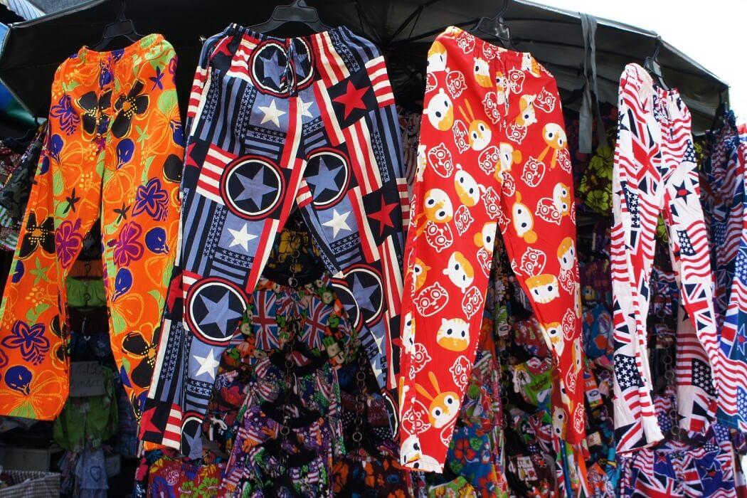 Одежда в Бангкоке