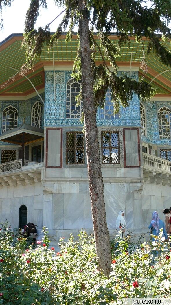 Дворец Топкапы — почувствуй себя султаном