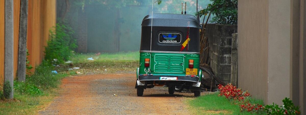Шри-Ланка — перелёт и трансфер