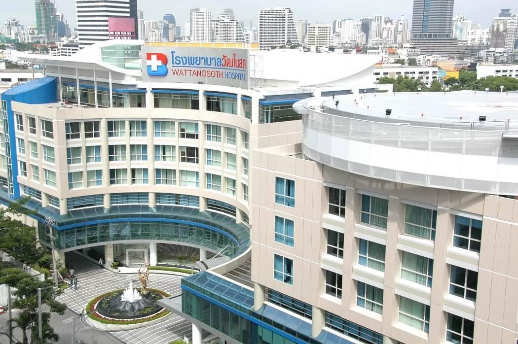 The Bangkok Hospital