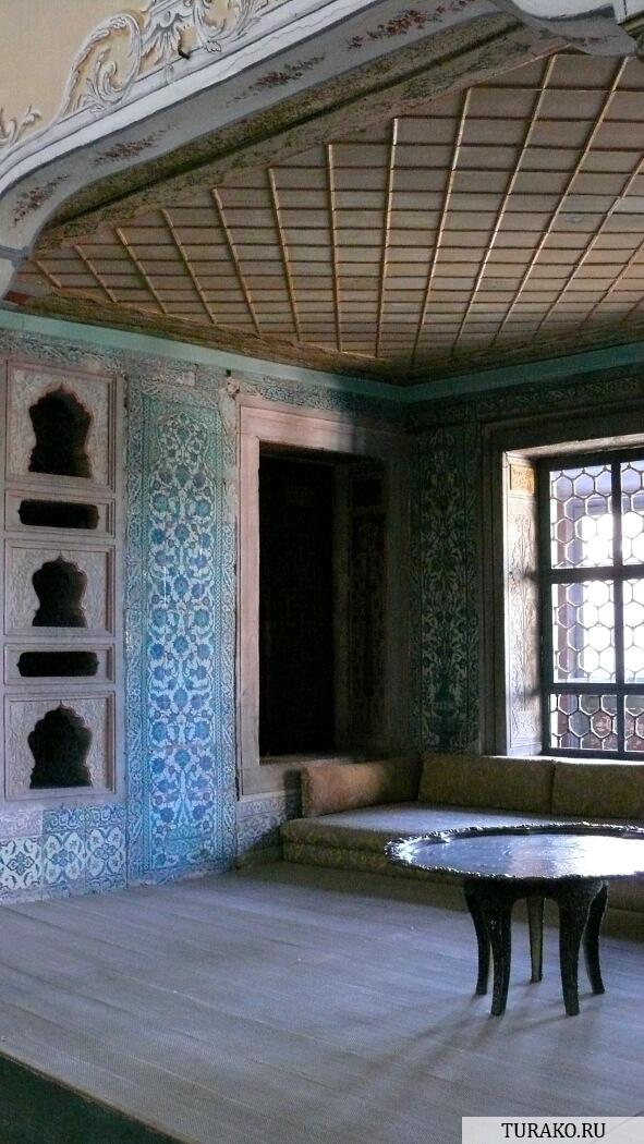 Комната матери султана