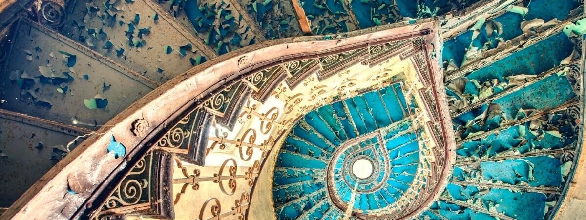 Необычные лестницы