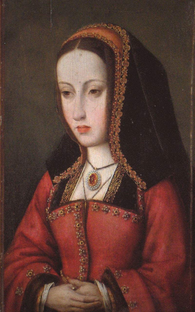 Хуана I Безумная
