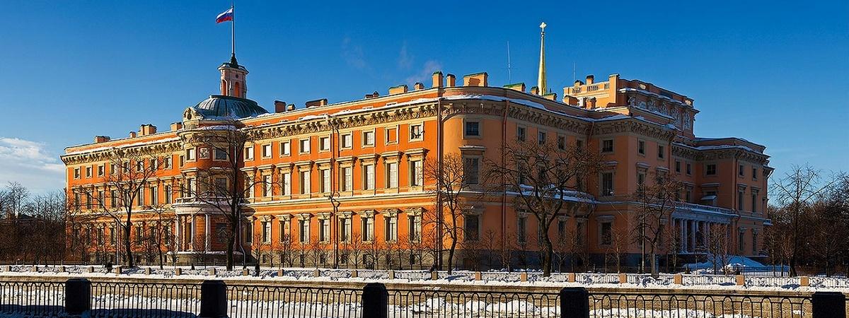 Инженерный замок в Петербурге