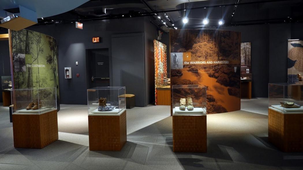 Канадский Музей обуви