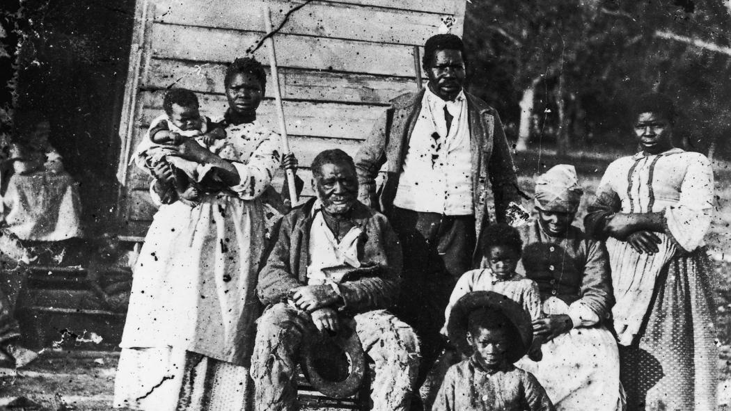 Рабство в США — история и факты | 591x1050
