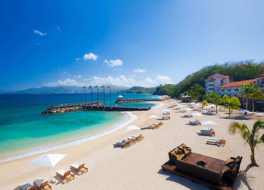 Райский уголок Ла Сагесс, Гренада