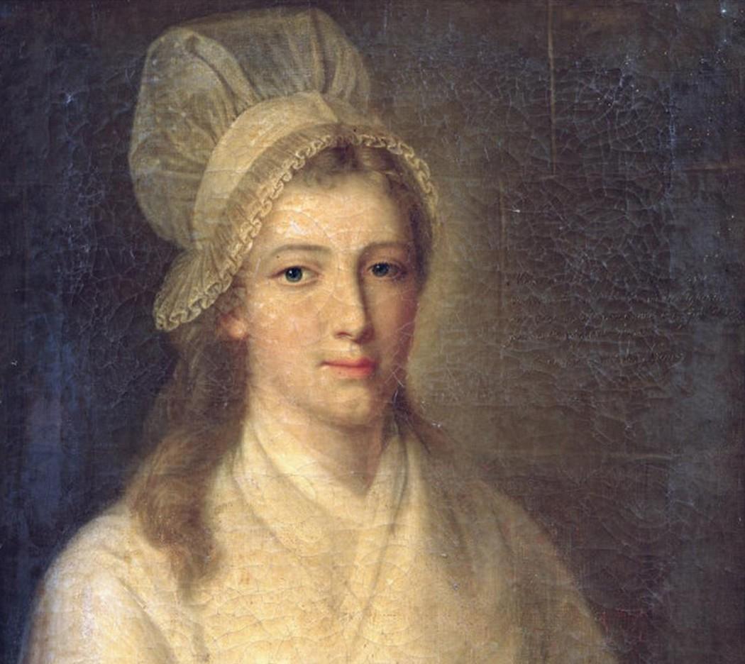 Шарлотта Корде портрет