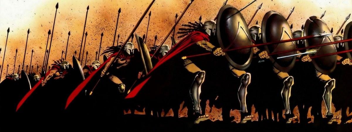 Спартанский строй