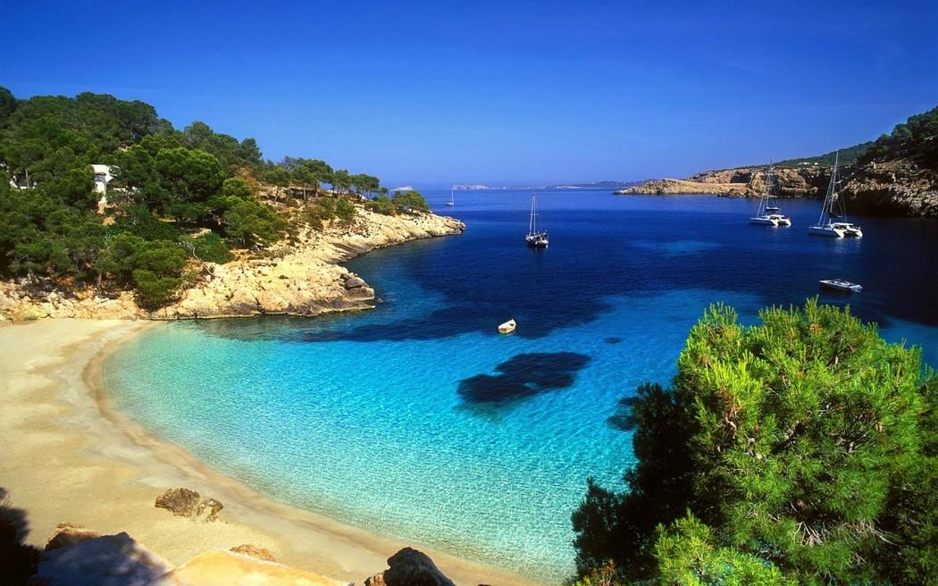 Средиземное море, Испания