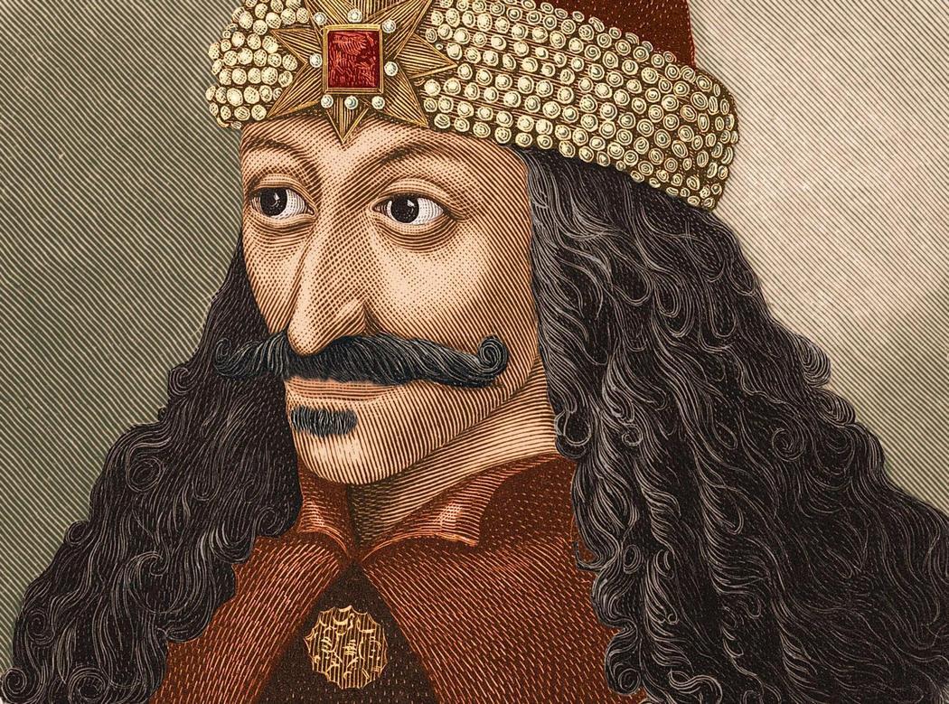 Влад Цепеш портрет