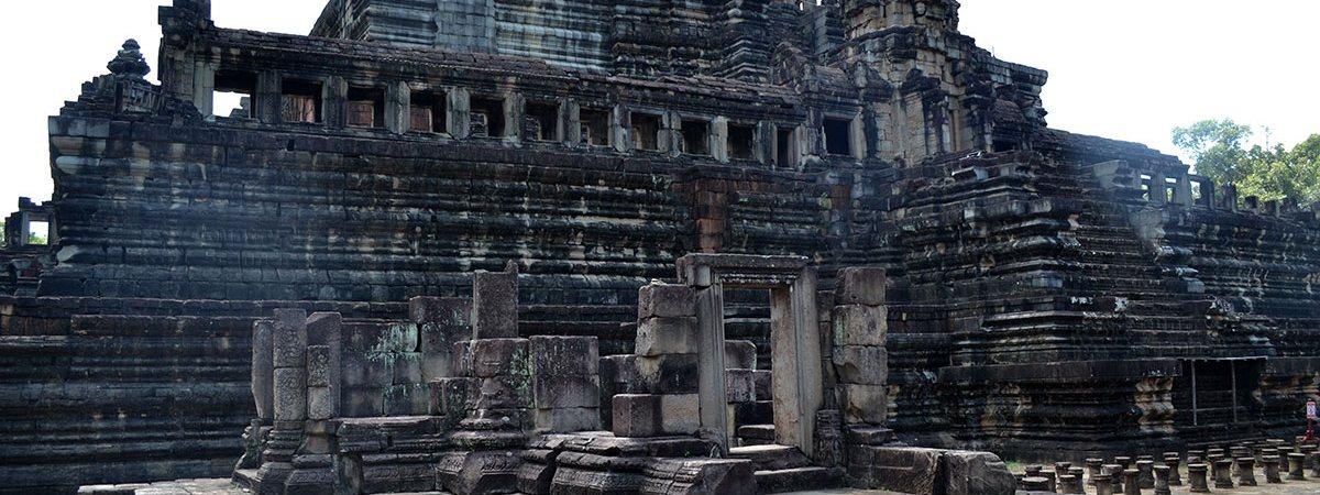 Ангкор Тхом, Камбоджа