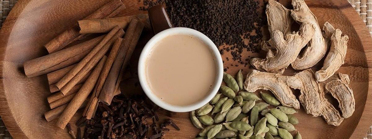 Чай Масала со специями