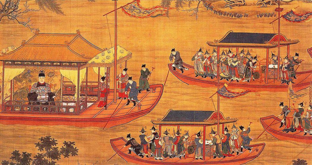 Чжу Хоучжао — молодой император Китая