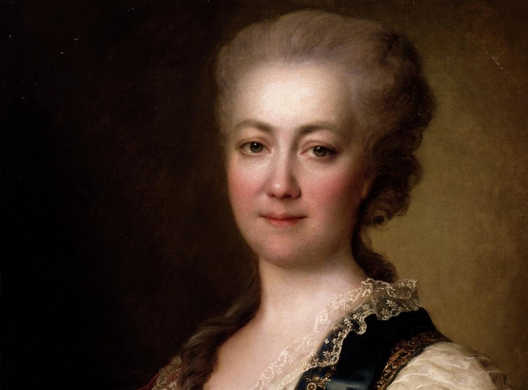 Дарья Салтыкова, портрет