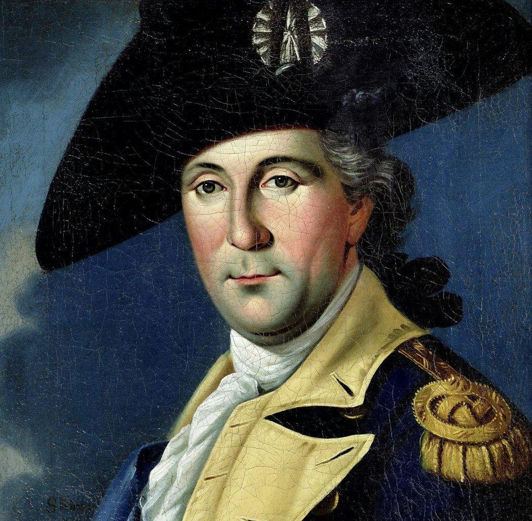 Джордж Вашингтон в форме