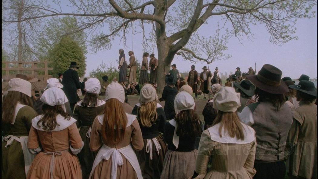 Казнь ведьмы - кадр из фильма