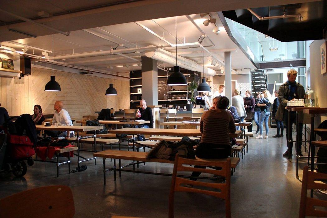 Кофейня Hendrix Ibsen, Норвегия