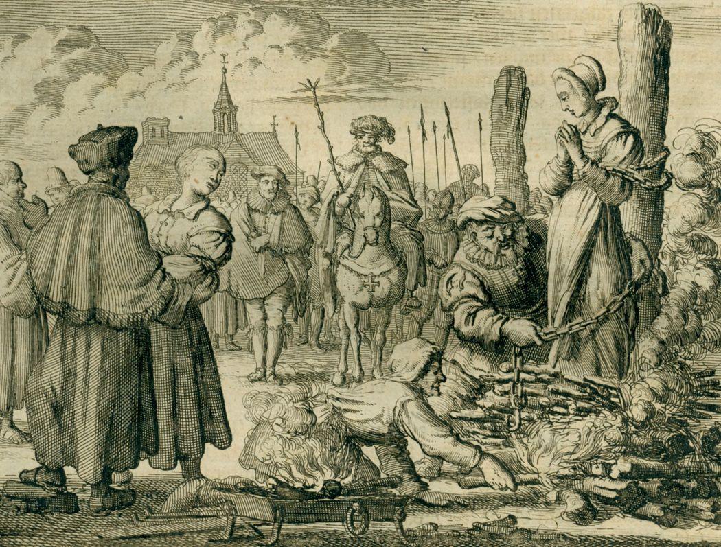 Охота на ведьм в Европе