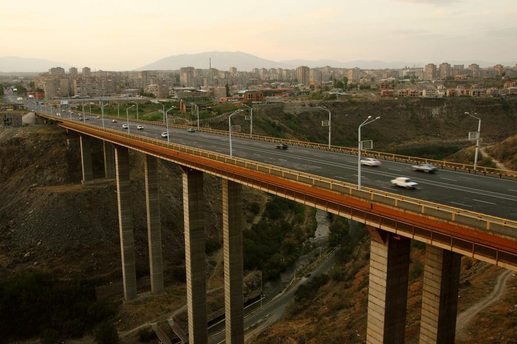 Разданское ущелье, Армения